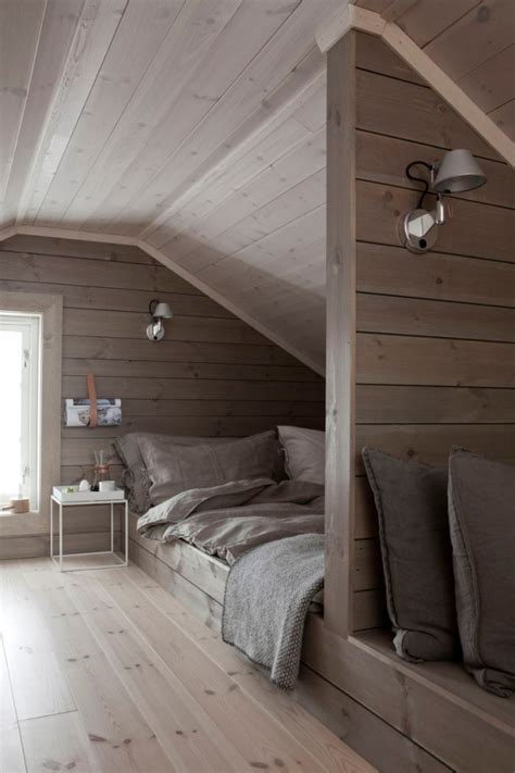 Attic Bunk Room Ideas - 40 most romagical attic bedroom ideas you seen