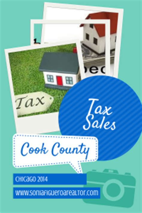 sales tax on buying a house tax sale auction cook county how does it work