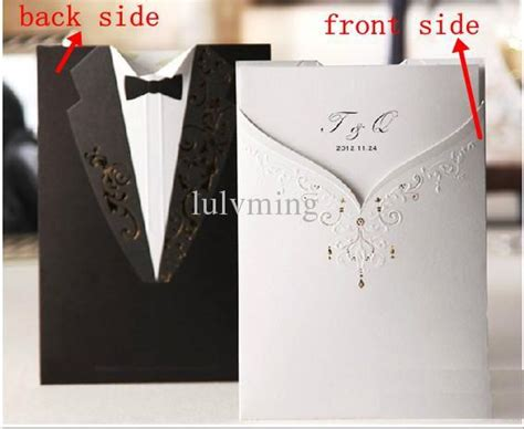 Ideas For Handmade Wedding Invitations - handmade wedding invitations gorgeous handmade wedding