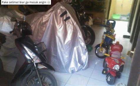 Selimut Untuk Motor Perlunya Selimut Cover Untuk Motor Simpanan Smartf41z