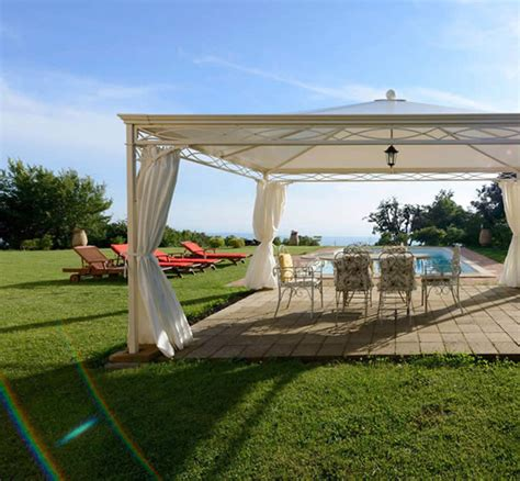 gazebo in alluminio gazebo in alluminio proverbio outdoor design