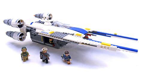 Lego Starwars 75155 Rebel U Wing Fighter rebel u wing fighter lego set 75155 1 building sets