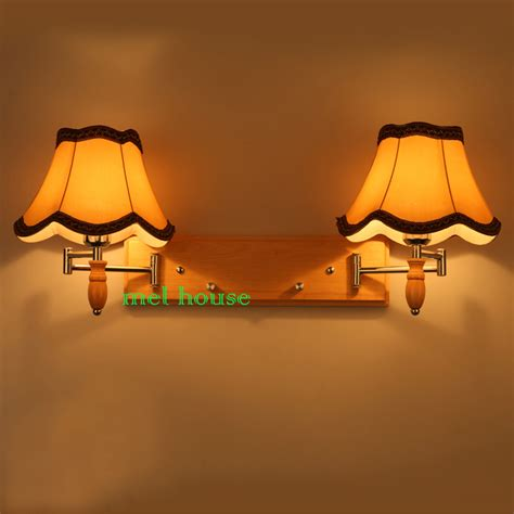 Bedroom Wall Lights With Dimmer Switch Dimmer Switch Wall Light Oak Modern Wooden Wall L