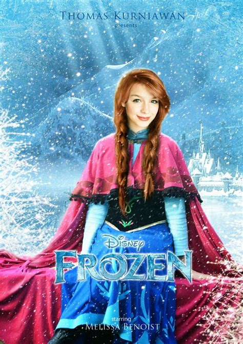 frozen film real life these disney princess live action movie posters aren t