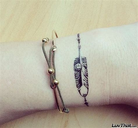 41 all around wrist tattoos