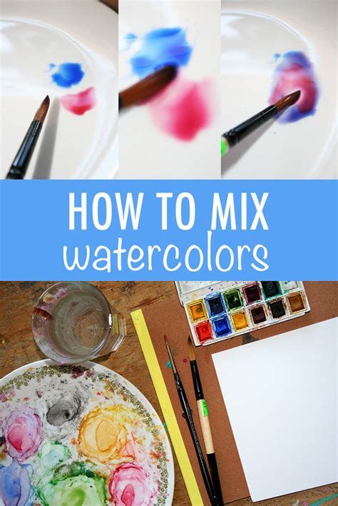 watercolor mixing tutorial 335 best canvas and brushstrokes images on pinterest