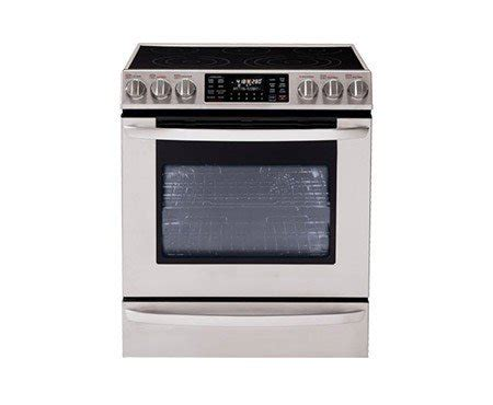 27 Inch Wide Slide In Electric Range by Gas Oven Vs Electric Oven Infobarrel