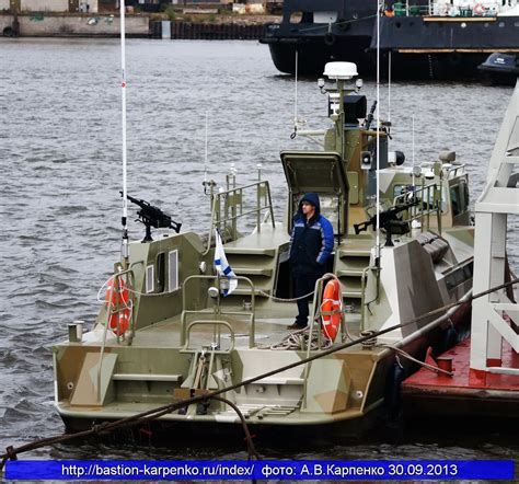 project 03160 raptor high speed patrol boats russia - Raptor Project 03160 Patrol Boats