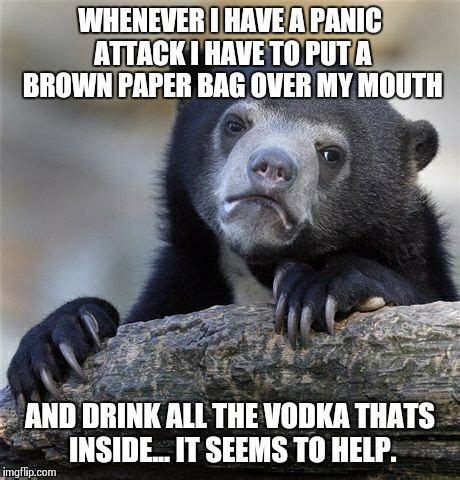 Panic Meme - panic attack meme