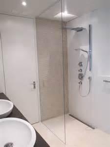 moderne duschen die besten 17 ideen zu begehbare dusche auf