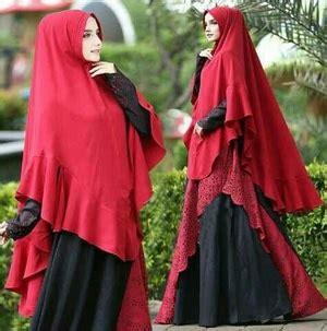 Gamis Syari Modern Baju Pesta Wanita Muslim Polos Najma Berkualitas setelan busana muslim gamis syari polos modern model terbaru