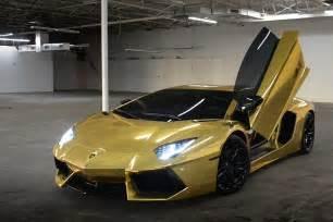A Gold Lamborghini Lamborghini Gold Indianhoods