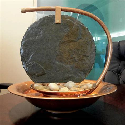 water wonders small moonshadow tabletop fountain wwsmdc