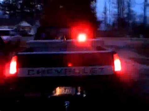 volunteer firefighter blue light emergency lights the fireman