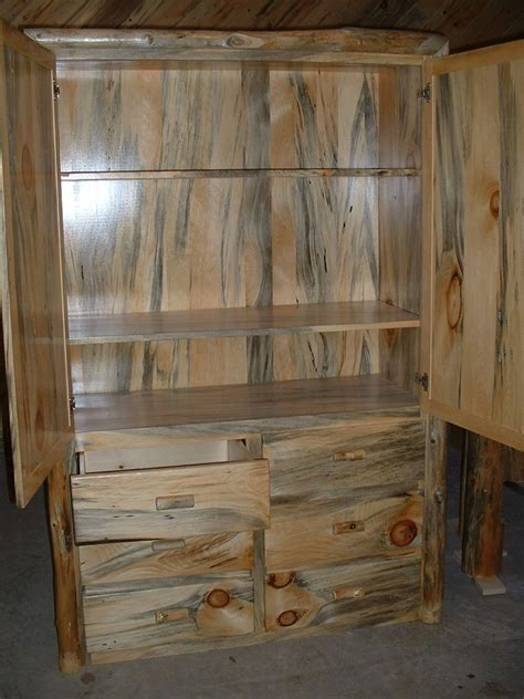 armoire rustic custom made rustic armoire by henry s woodworking custommade com