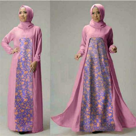 Model Baju Muslim Gamis Terbaru Dan Modern Lk Marisa model baju setelan gamis muslim wanita terbaru dan modern