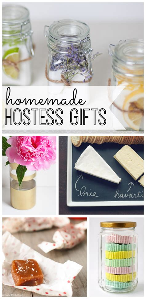 homemade hostess gifts my life and kids
