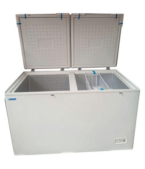 blue freezer 400 liter model chf400 price in
