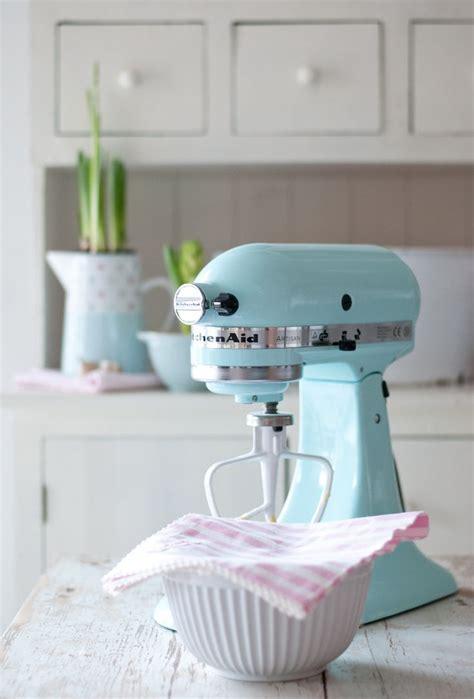KitchenAid, Ib Laursen, Minty House kitchen, pastels   In