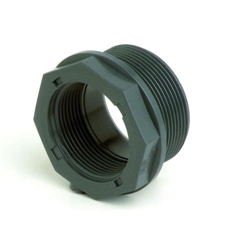 Reducer Pvc durapipe pvc plastic threaded reducers in imperial sizes