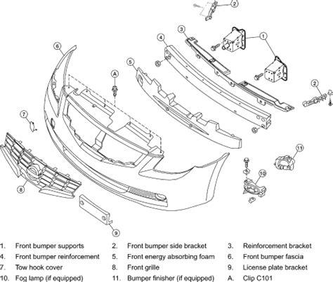 buy car manuals 1993 nissan altima spare parts catalogs 2007 nissan altima body parts diagram nissan auto wiring diagram