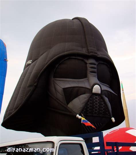 Cetakan Silikon Coklat Wars Dart Vader kuih vade