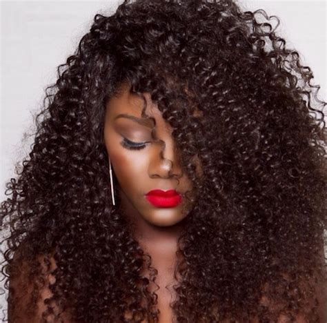 Types Of Curly Hair by Types Of Weave Hair And Which One Suits You Hairstyles