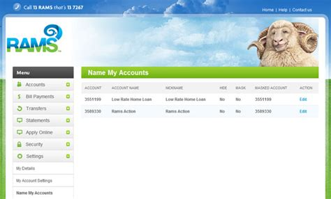 Manage your Home Loan, Savings & Everyday Accounts Online ... My Online Account
