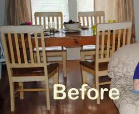 Refinish Dining Chairs How To Refinish Dining Room Chairs Alliancemv