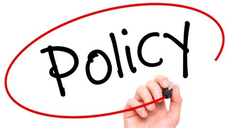 The Policy list of synonyms and antonyms of the word policy