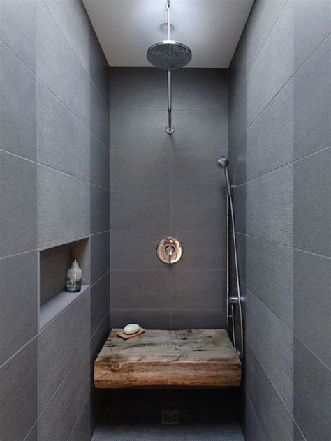 modern shower bench 25 bathroom bench and stool ideas for serene seated