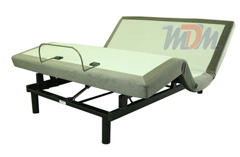 affordable king one adjustable powered bed base