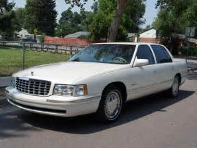 Cadillac D Elegance 1998 1998 Cadillac D Elegance 4dr Sedan In Englewood Co