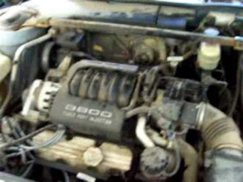 Fixing The 93 Buick Lesabre Doing A Little Tune Up Youtube