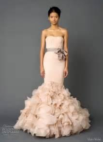 mermaid wedding dresses 2012 vera wang vera wang wedding dresses 2012 wedding inspirasi