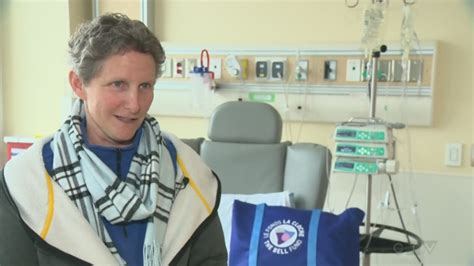Blankets For Chemo Patients by A Warm Blanket For Sick Chemo Patients Receiving