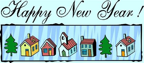 Rice Family Newsletter Constant Contact Happy New Year Template