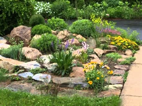 Small Rock Garden Designs Garden Landscap Small Area Rock Small Garden Rockery Ideas