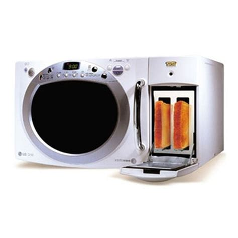 LG Microwave Toaster Combo: Misunderstood monster or chef's dream?   CNET