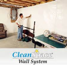 Waterproofing Basement Walls with Basement Systems' Wall