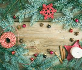 Decorated christmas background file format download