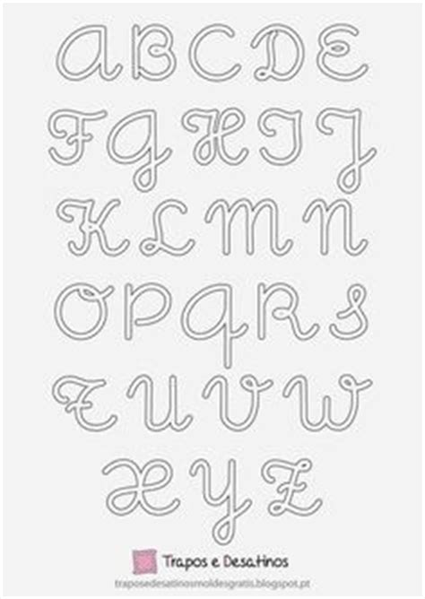 pattern baby lyrics alphabet cooper black 3 inch template alphabet letters