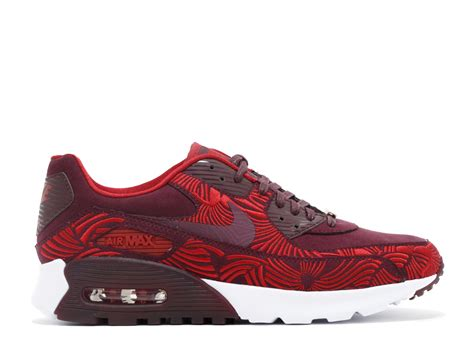 Nike Airmax 90 For 8 w s air max 90 ultra lotc qs maroon nght mrn rd