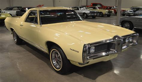 Pontiac El Camino by One Lemans Gives Glimpse Into Alternate Universe In