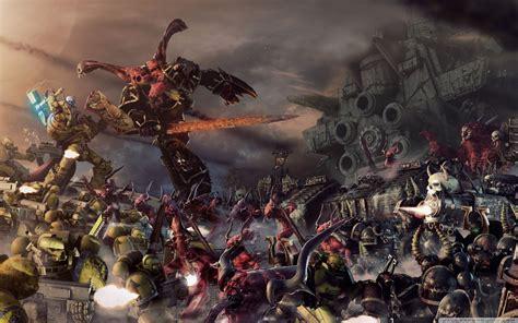 warhammer  battle ultra hd desktop background