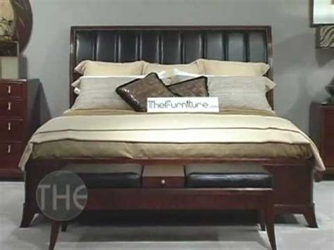bob mackie bedroom furniture upscaled bedroom set with sleigh bed bob mackie home signature collection by american drew