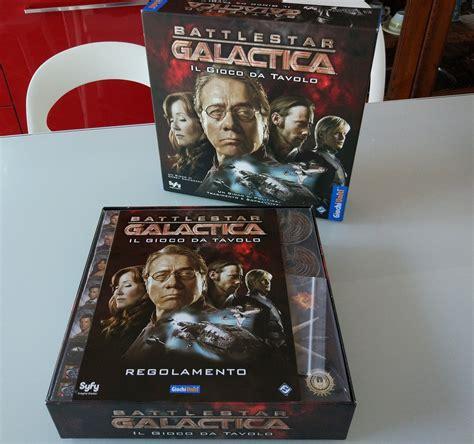 battlestar galactica gioco da tavolo battlestar galactica gioco da tavolo gdt tana dei goblin