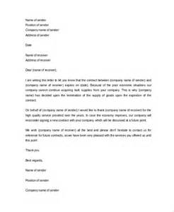 Cancellation Letter To Customer Sample Service Termination Letter 7 Documents In Pdf Word