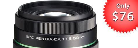 pentax deals da 50mm f1 8 just 76 deals and savings pentaxforums