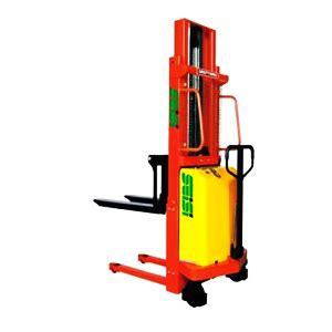 Jual Stacker Murah Berkualitas jual stacker semi electric gozoz 1 ton 3 meter harga murah